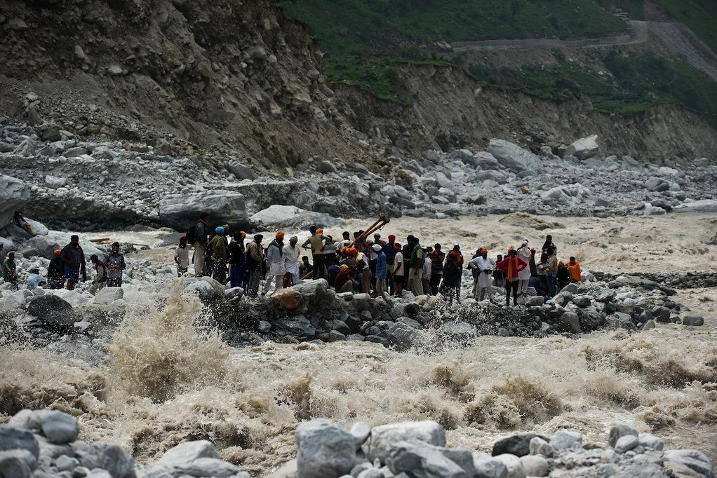 Himalayan diaster
