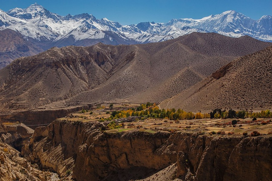 upper mustang nepal tourism kingdom of lo