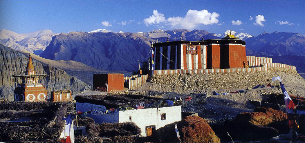 Nepal Kathmandu Valley, Chitwan, Annapurna, Mustang, Everest Lonely Planet Pictorial Mustang