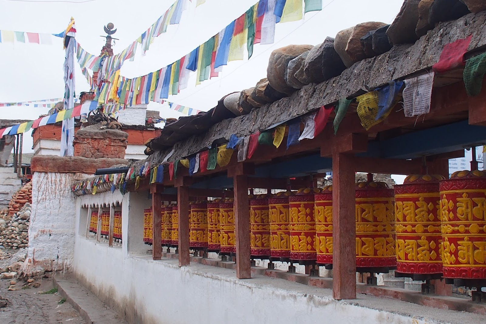 lo manthang temple 5