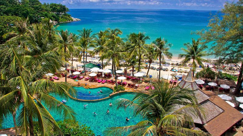 Kata beach best areas to stay in phuket where to stay in phuket best beach to stay in phuket