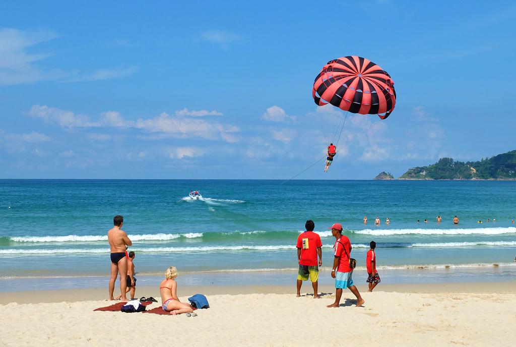 Patong Beach 5