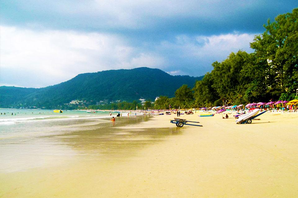 Patong Beach top beaches in phuket best beaches in phuket best beach in phuket for couples