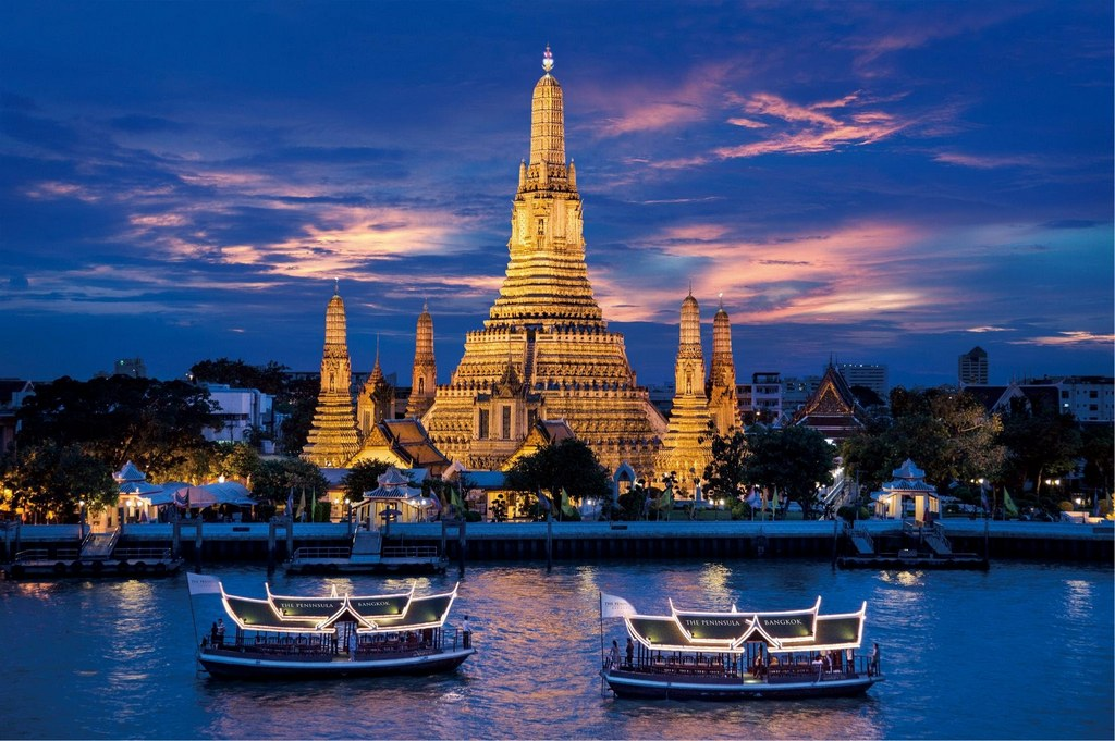 Credit: Chao Phraya dinner cruise blog.