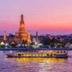 Chao Phraya dinner cruise — One of the best things to do when travelling to Bangkok