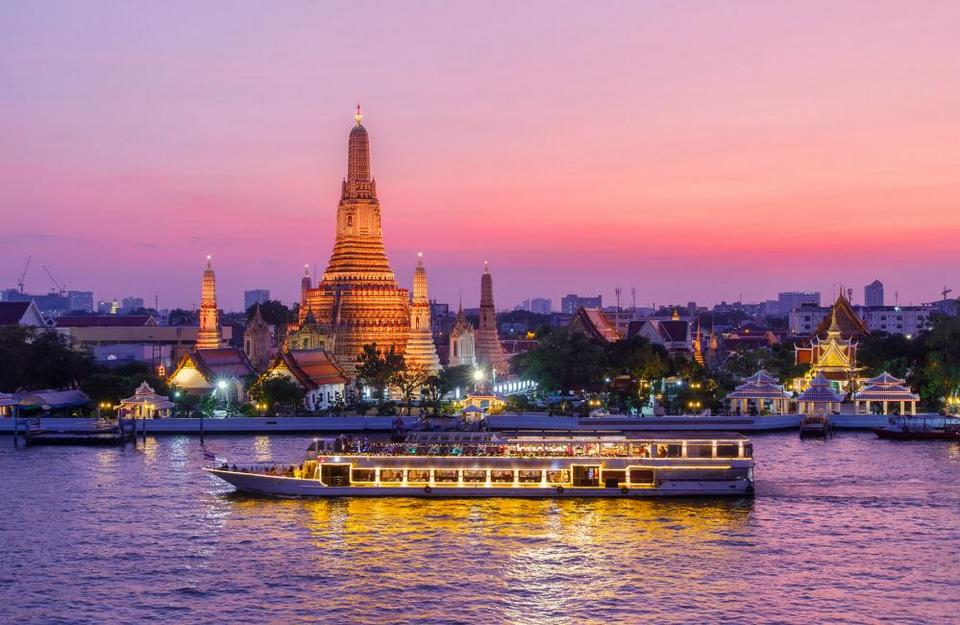 Chao Phraya Princess River Cruise