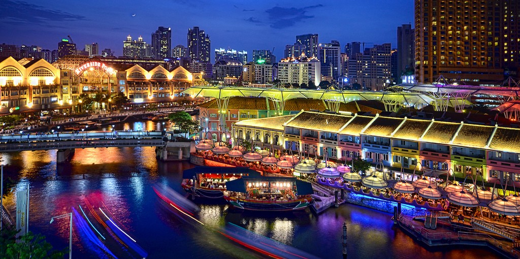 Clarke Quay singapore singapore itinerary 4 days what to do in singapore in 4 days