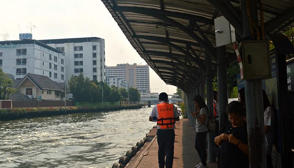 Saen Saeb Canal bangkok river boat map thailand Bangkok canal boat tour
