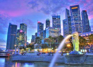The Merlion Singapore1