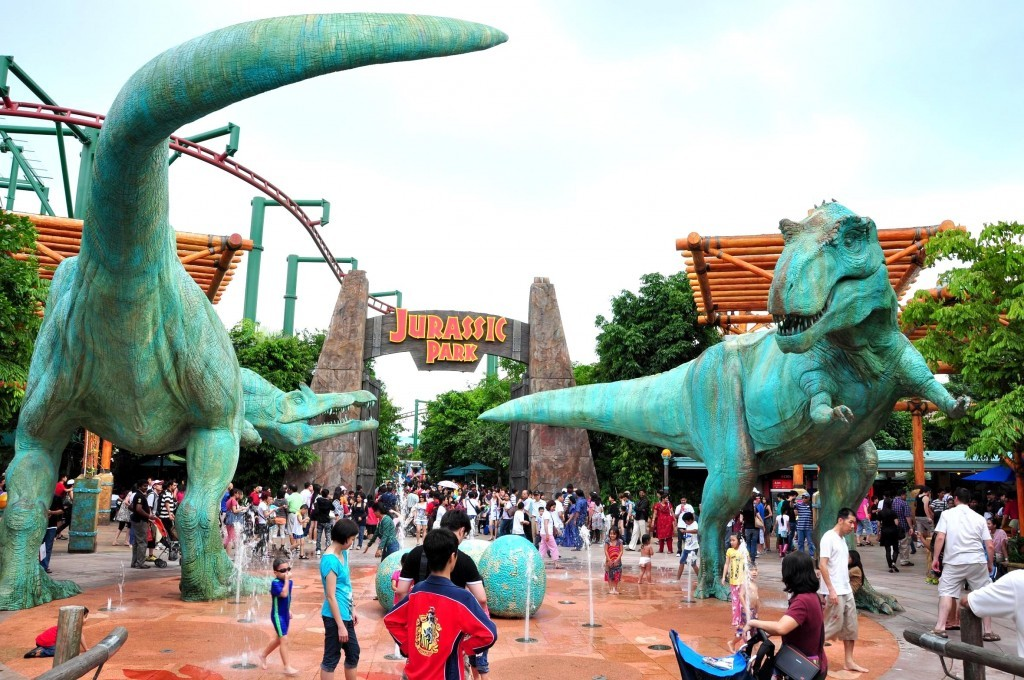 Universal Studio Singapore singapore itinerary 4 days what to do in singapore in 4 days