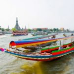 Bangkok canal boat tour — Explore Bangkok by taking a boat along the Saen Saeb Canal