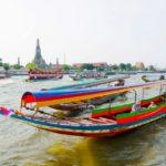 Bangkok canal boat tour — Explore Bangkok by taking a boat along the Saen Saeb Canal