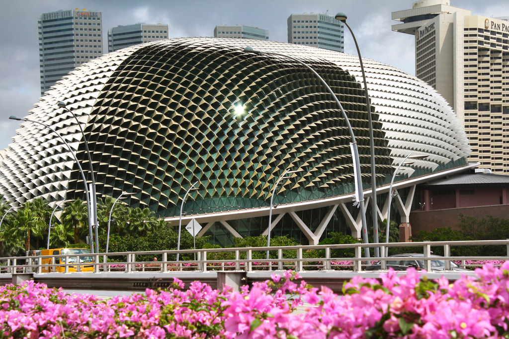 Esplanade Theater2 marina bay area singapore things to do in marina places to visit in marina bay