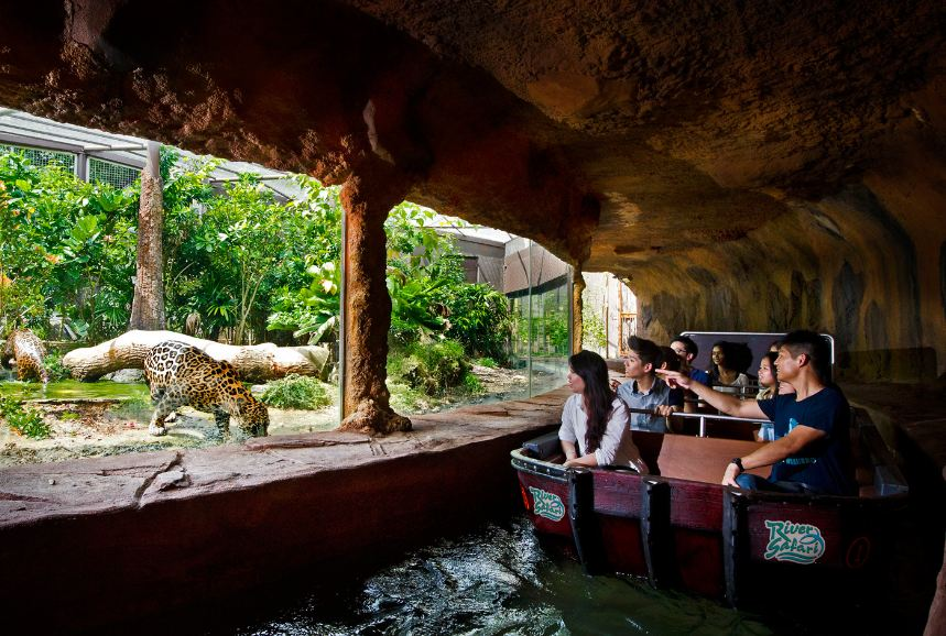 Singapore River Safari2