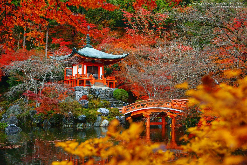 Daigo-Ji Temple2 kyoto autumn best places to see autumn leaves in kyoto