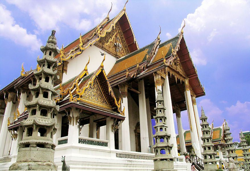 best temples in bangkok famous temples in bangkok Wat_suthat_temple bangkok best temples in bangkok famous temple in bangkok