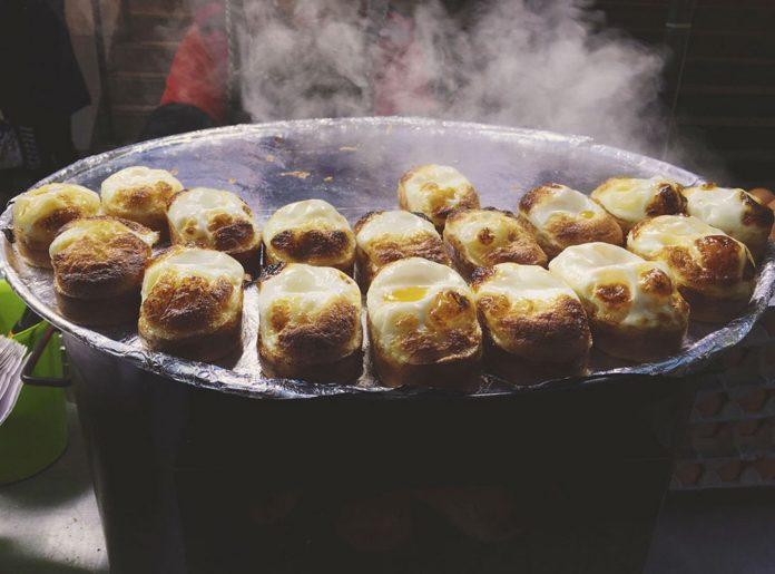 Gyeran Ppang (Korean Egg Bread)