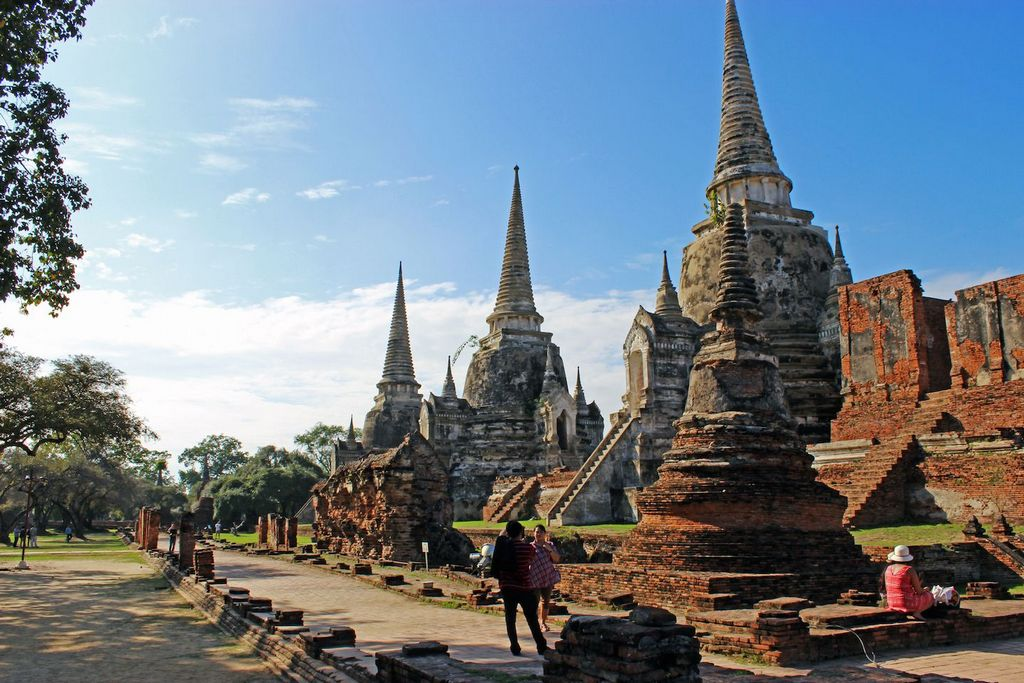 Ayutthaya temples — Top 7 most famous & beautiful temples ...