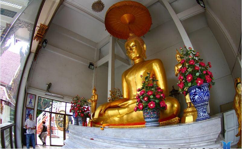 temple-wat-saket1 Credit: best temples in Bangkok blog.