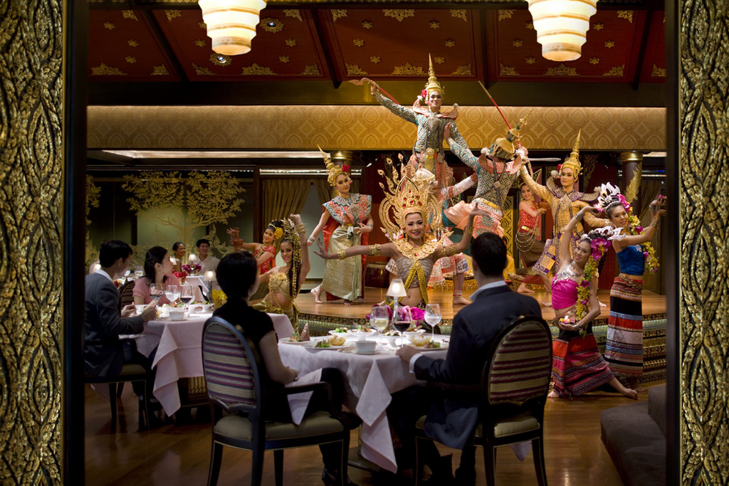 Thai-dining-experiences-Dinner-Show - Sala Rim Naam-15 top 10 places to eat in bangkok where to eat in bangkok