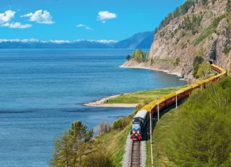 Trans-Siberian Railway tours route (1)