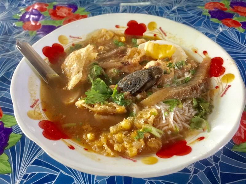 Mohinga Fish Vermicelli