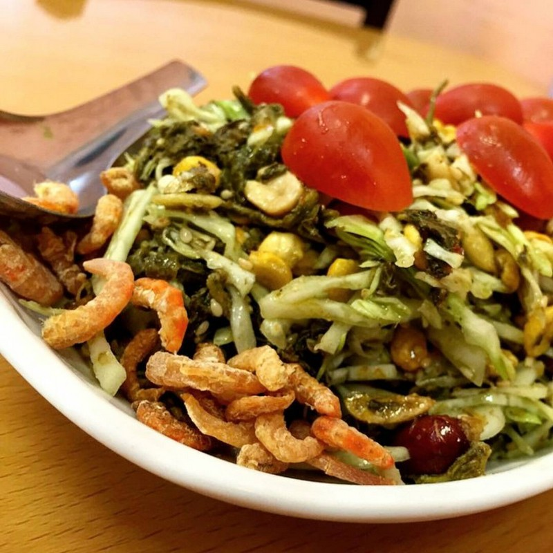 Tea Leaf Salad Mynamar