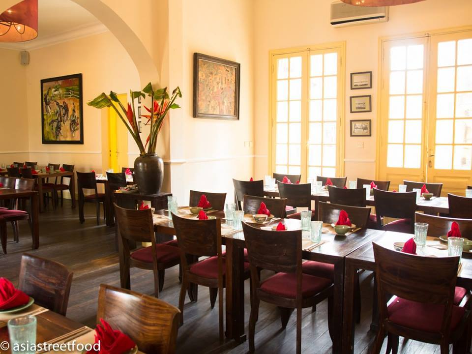 Madame Hien restaurant hanoi (1) Credit: top restaurants in Hanoi blog.