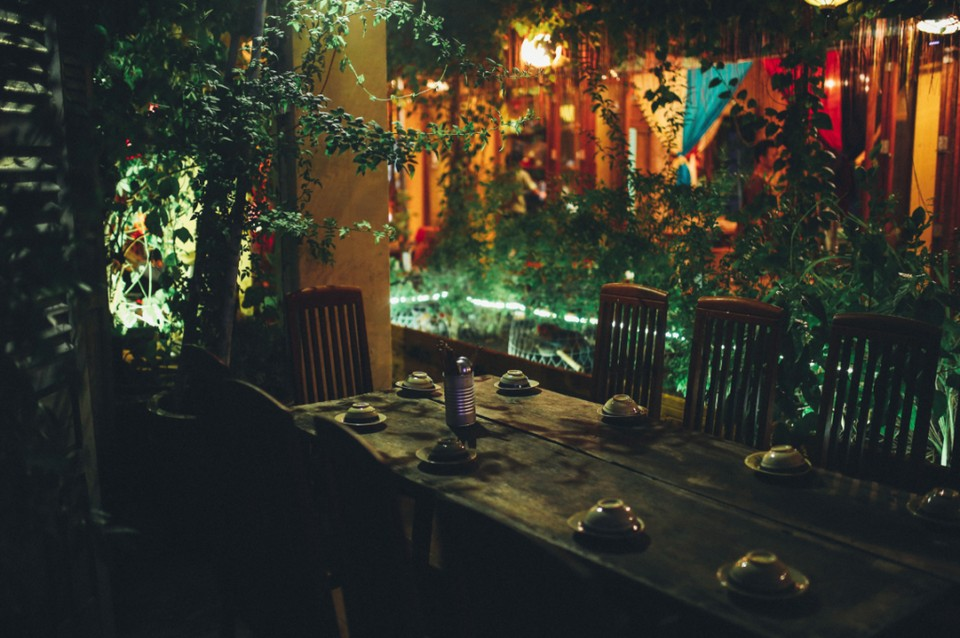 Secret-garden restaurant (1) Credit: top restaurants in Saigon blog.