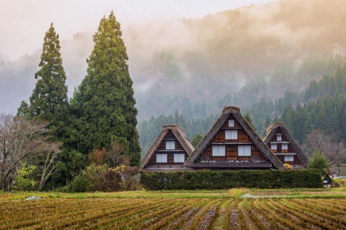 Shirakawa-go village
