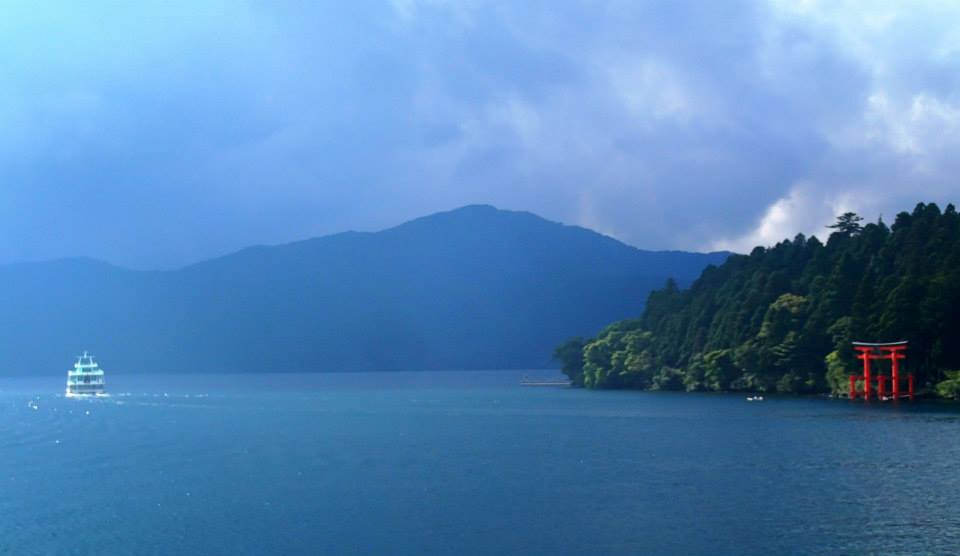 Ashinoko Lake Japan 11