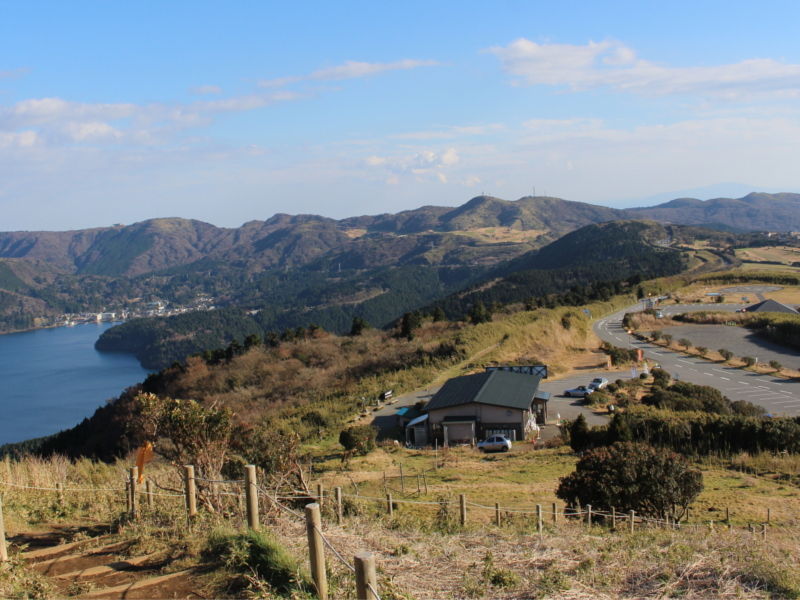 Ashinoko Lake Japan 14