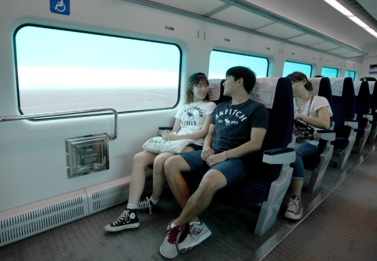express train of incheon airport