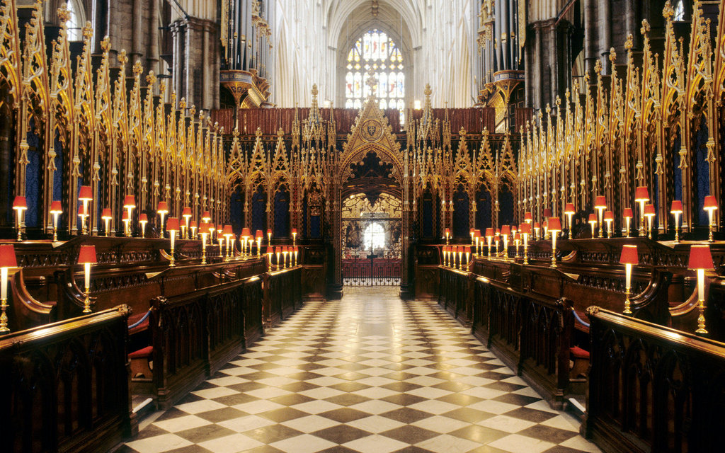 Westminster Abbey, London, England-20
