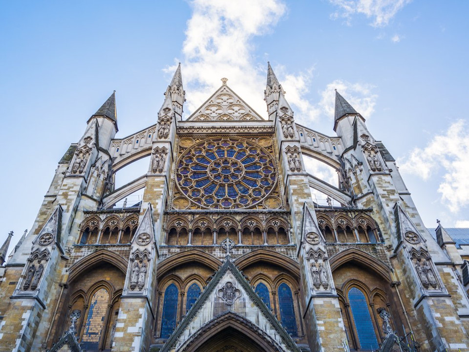Westminster Abbey, London, England-19 famous churches in europe beautiful churches in europe