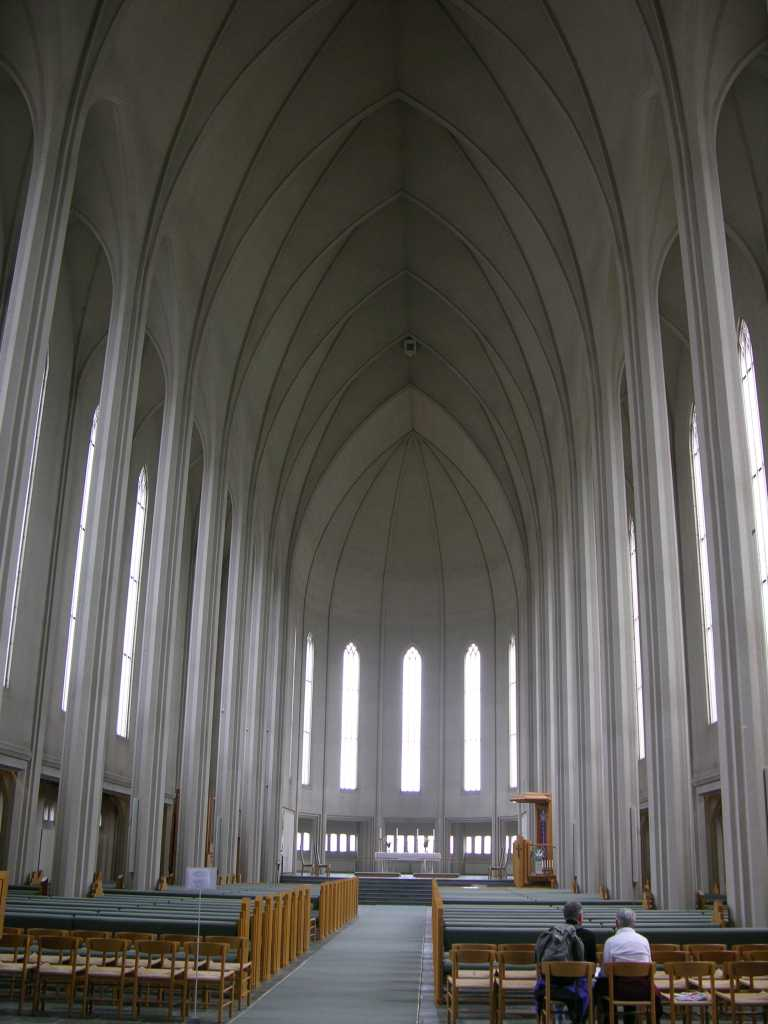 Hallgrimskirkja Church Iceland-6