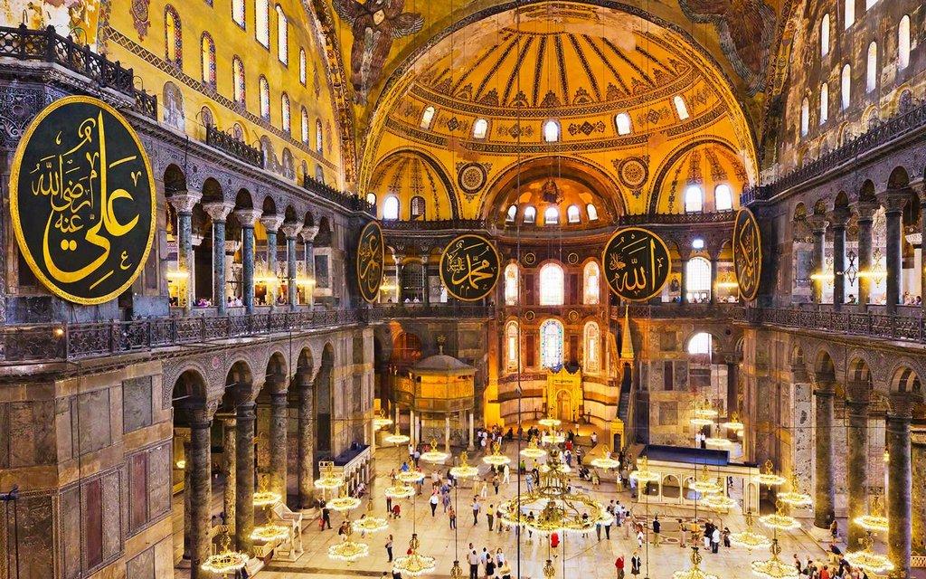 Hagia Sophia, Istanbul,Turkey-8