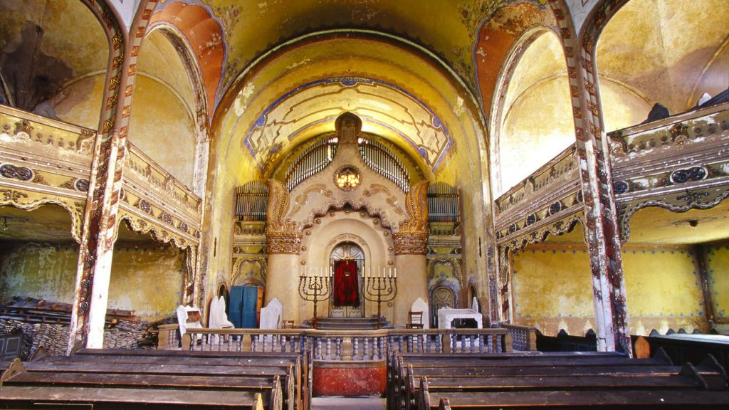 Subotica Synagogue, Subotica, Serbia-12