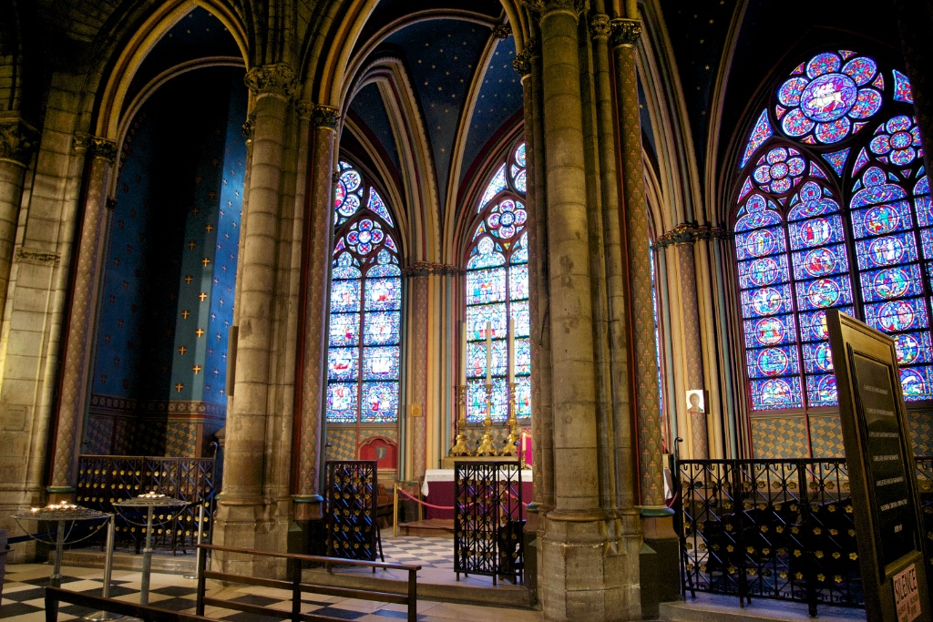 Notre-Dame Cathedral, Paris, France-16