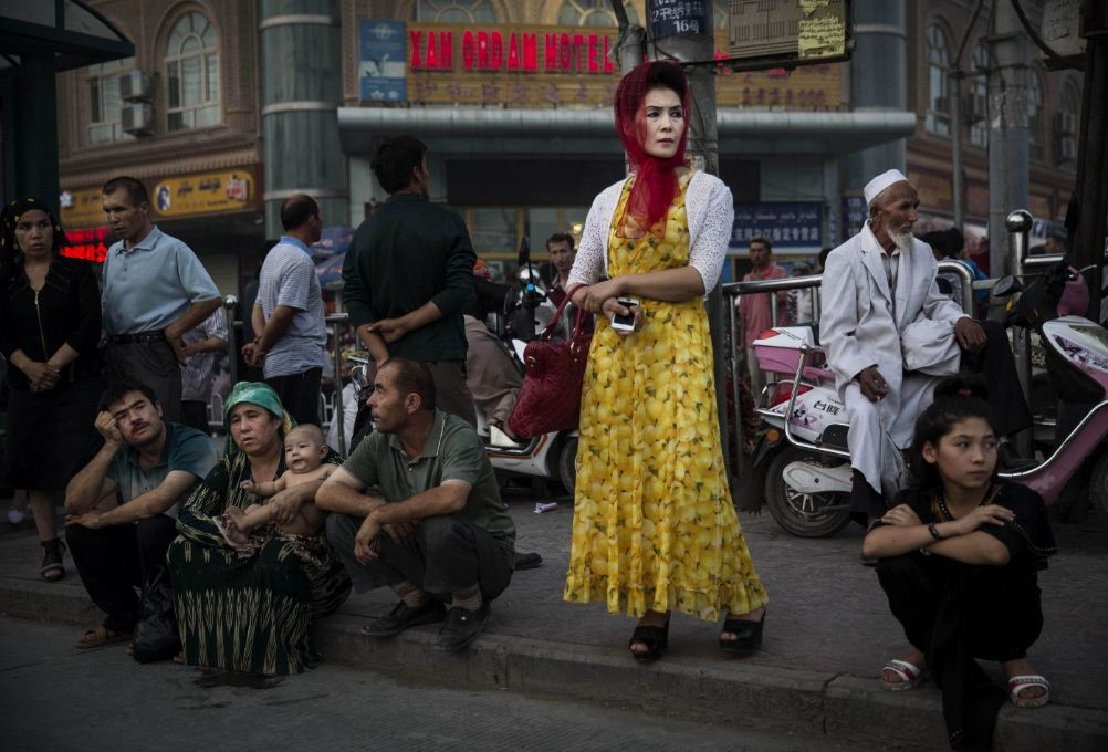Uyghur ethnic people 2