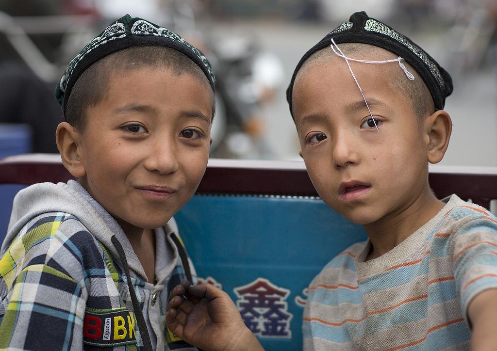 Uyghur ethnic people