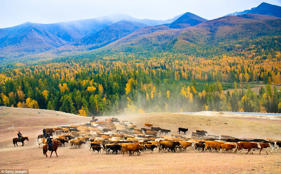 Xinjiang china 2 Credit: xinjiang travel blog.