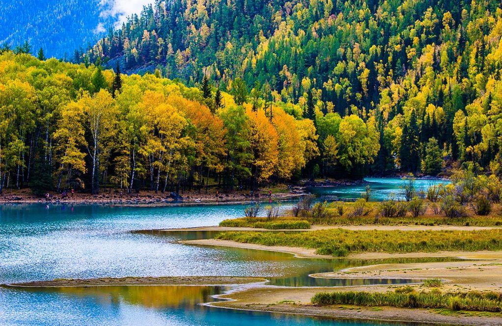 Kanas Lake, Xinjiang