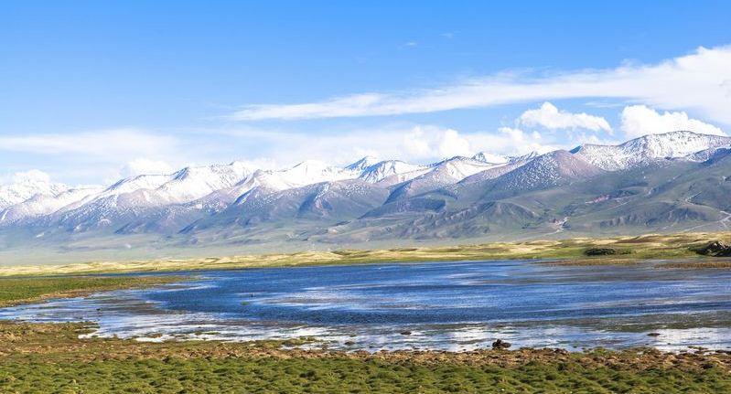 Xinjiang-tarim river 3