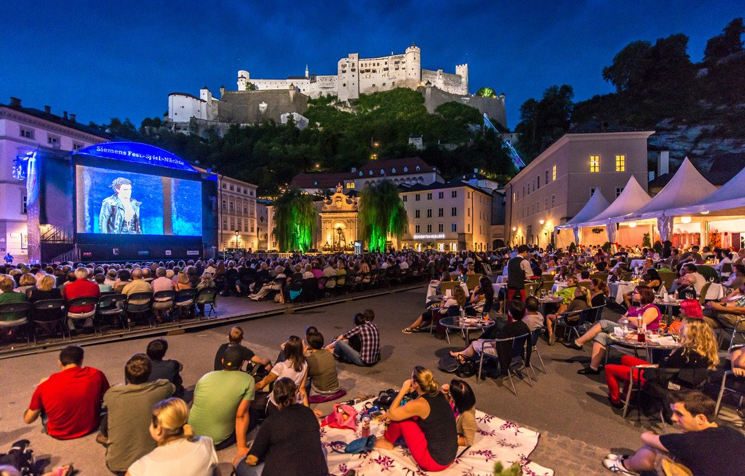 music festivals in Salzburg