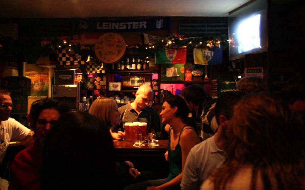 shamrock bar salzburg