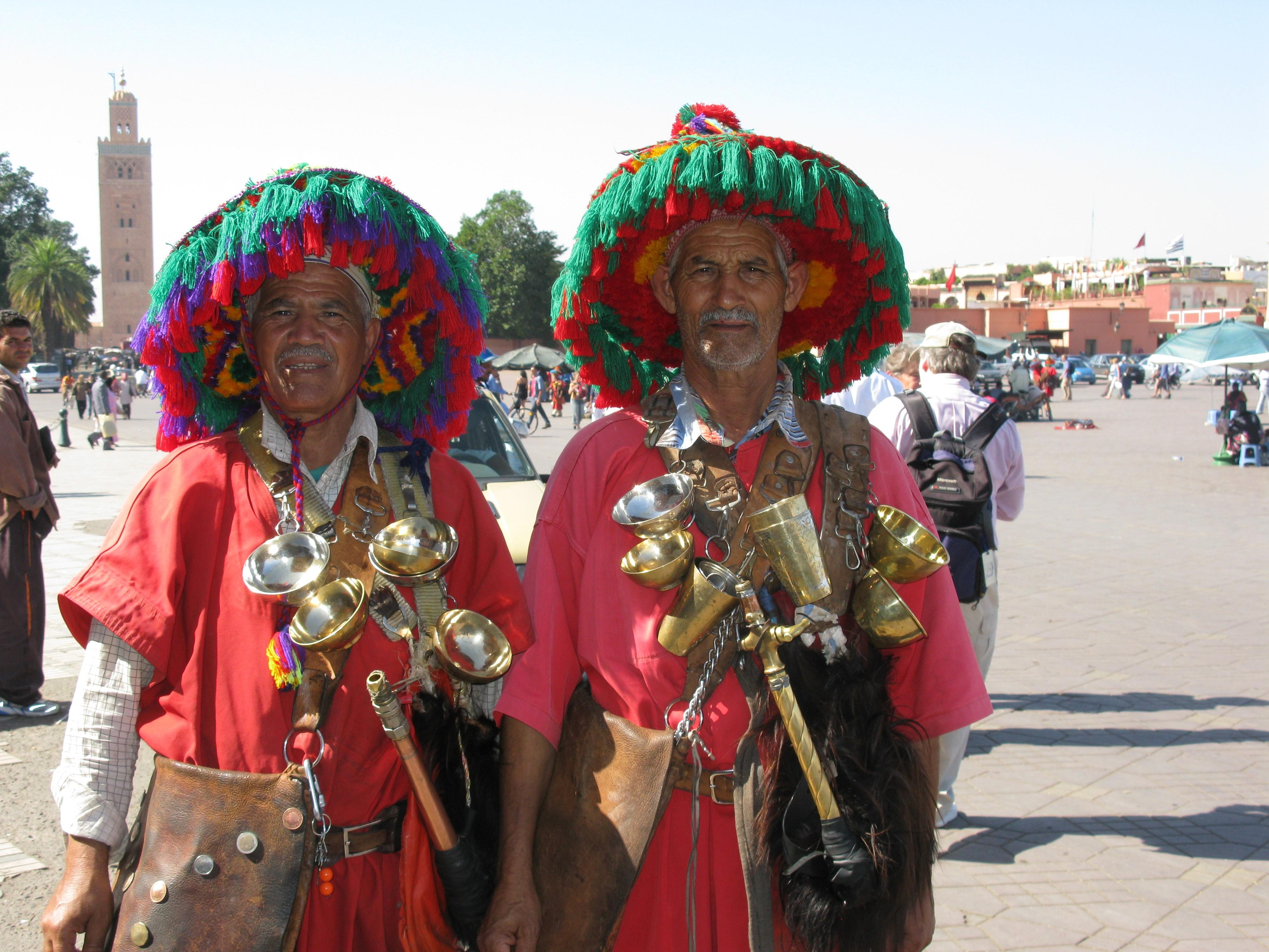 The kingdom of Marocco 22
