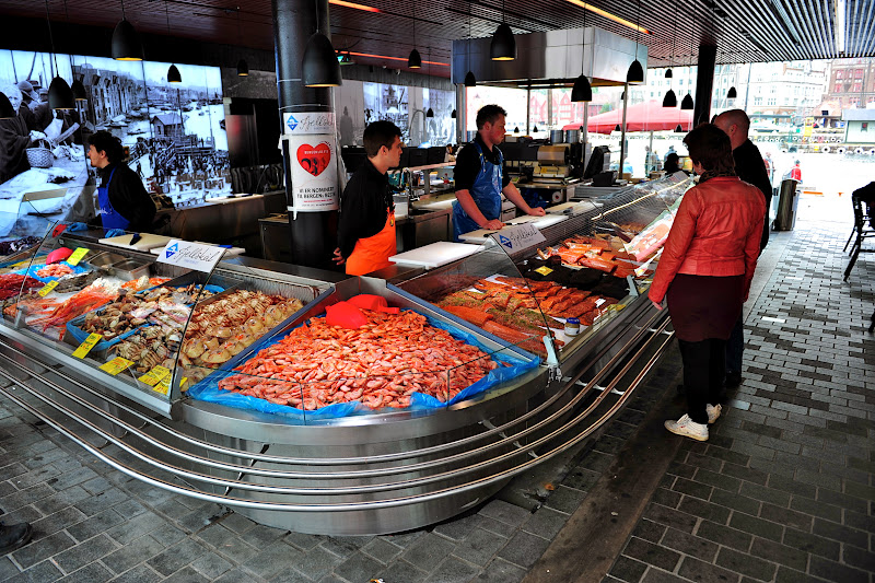 Bergen Fish Market Living Nomads Travel Tips Guides