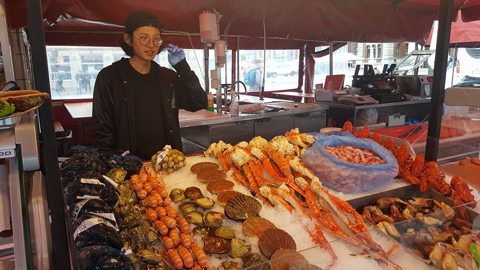 Bergen fish market1
