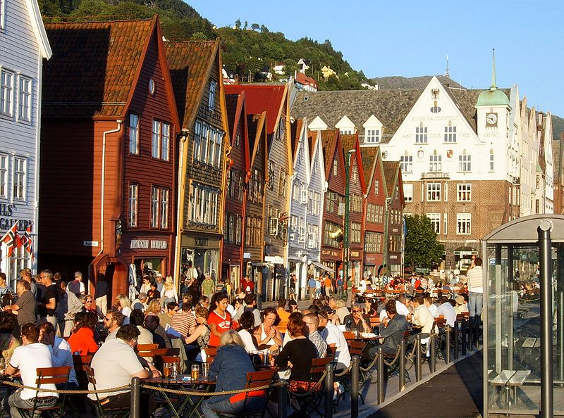 bergen travel blog bergen on a budget